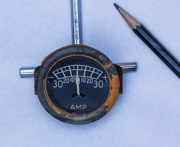 [ZSVE_7041]  re-wiring ammeter - Yesterday's Tractors | Induction Amp Meter Wiring Diagram Ford |  | Yesterday's Tractors